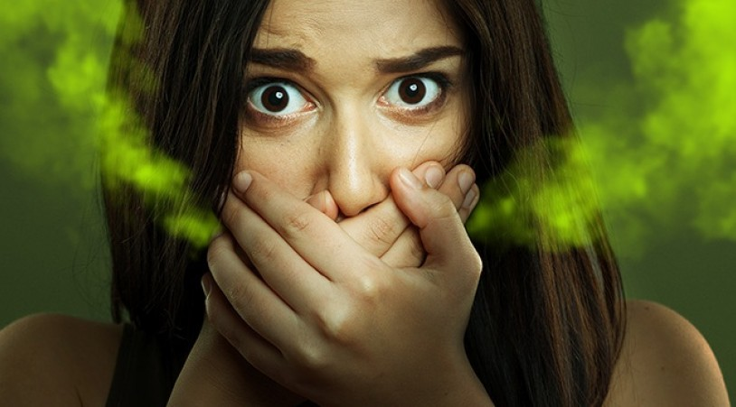 Как победить неприятный запах изо рта
