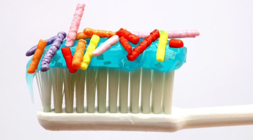 Антибактериальные зубные пасты